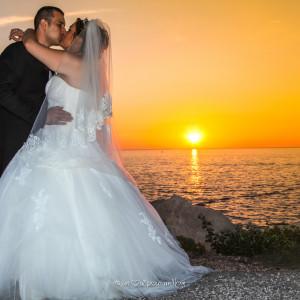 photographe cameraman mariage marseille coucher soleil - Cameraman Mariage Marseille